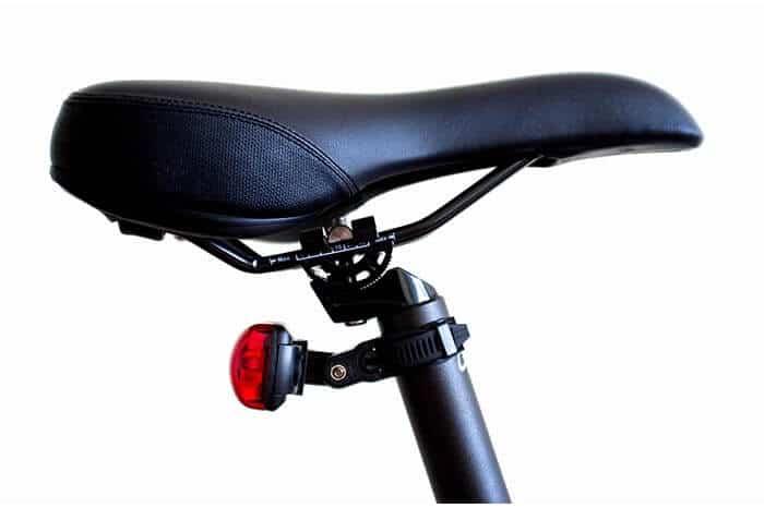 how do I make my mountain bike seat more comfortable